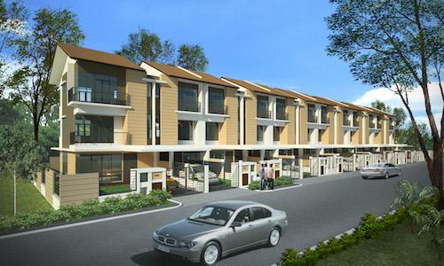 YensoPark, Low Density residential development in Hanoi, Vietnam