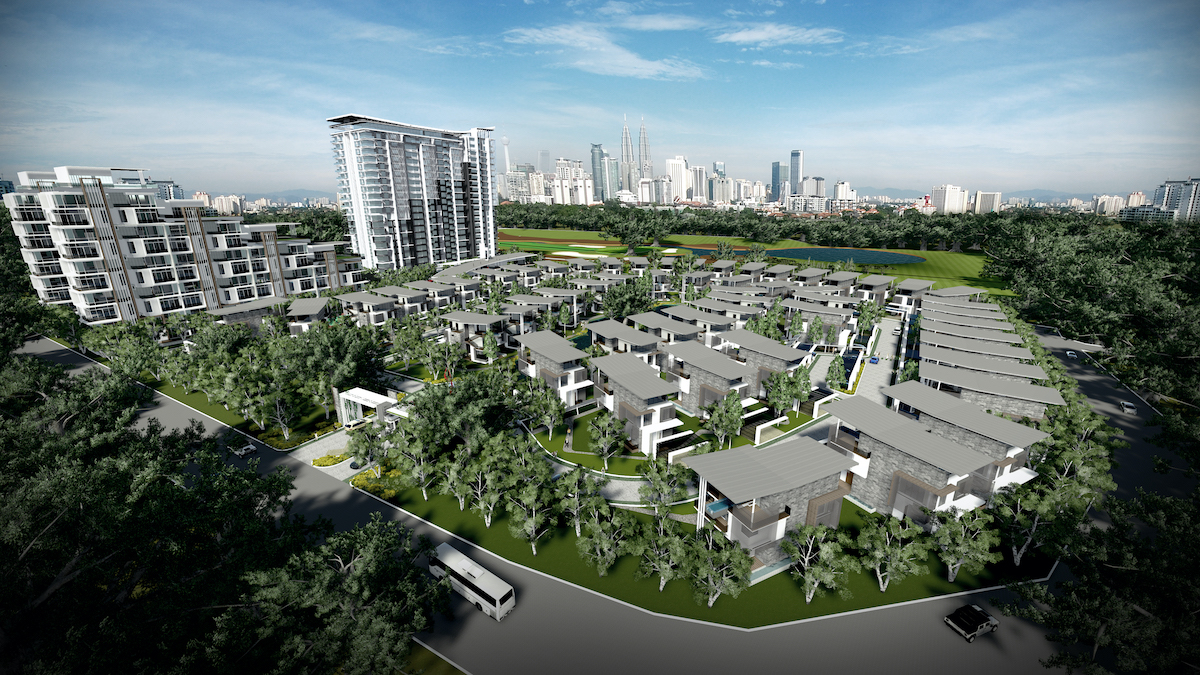 Ampang Hilir Mixed Development